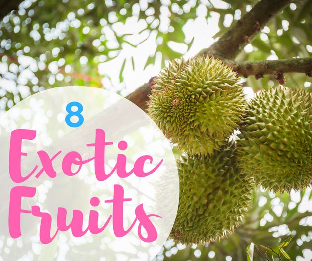 This mystery thorned fruit is one of southeast Asia's most popular
