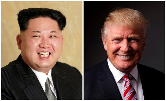 In a war of words, Kim Jong Un referred to Trump as a 'mentally deranged dotard', with the President...