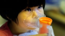 South East Asia's Children Are Breathing In Harmful