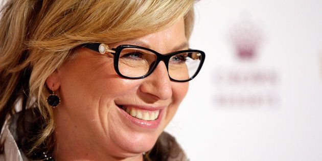 Domestic violence campaigner Rosie Batty sparked the conversation this
