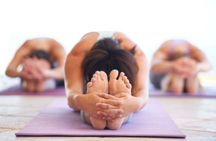 Enjoy a morning yoga session? Do this more.