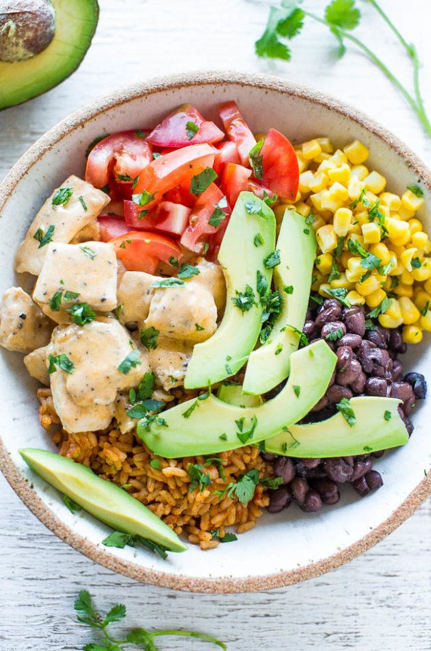 These Nourish Bowl Recipes Make Healthy Eating
