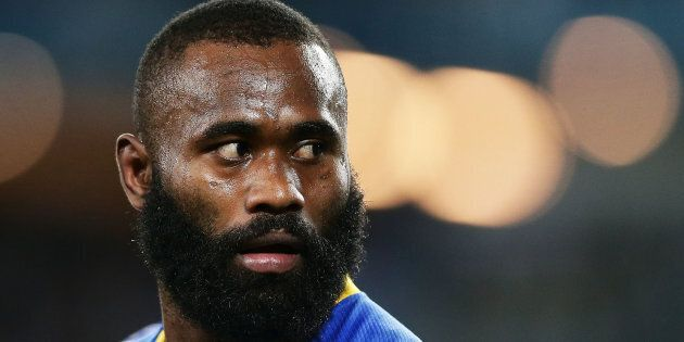 Star Parramatta Eels and Australia winger Semi Radradra has left the