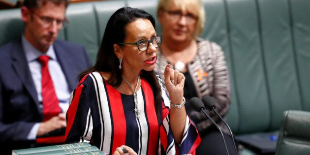 Linda Burney almost ruled herself out of federal