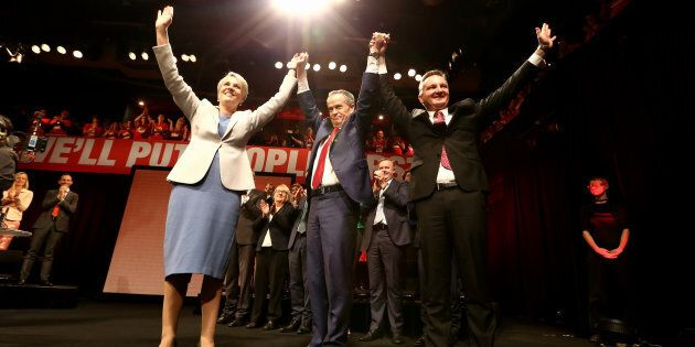 Shorten is confident that a united Labor can win the upcoming