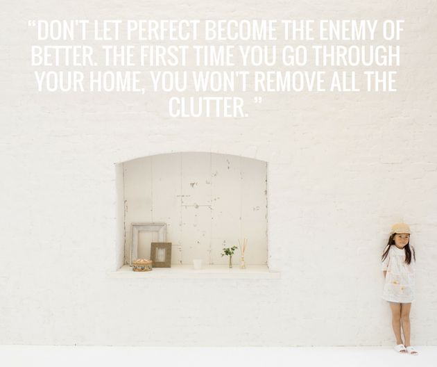 Decluttering: Practical Steps For Living With