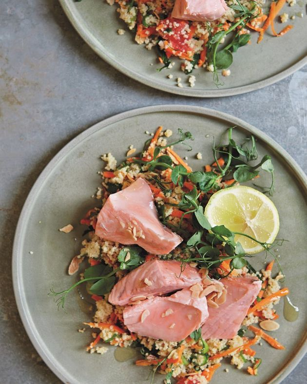 The key to a delicious salad is using your favourite ingredients and transforming them with herbs and