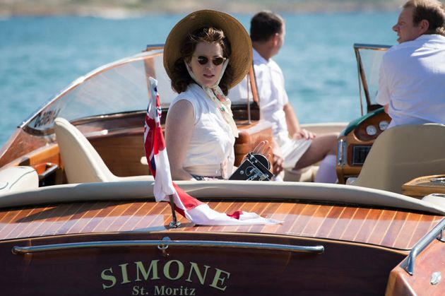 Claire Foy's stunning performance as a young Queen Elizabeth
