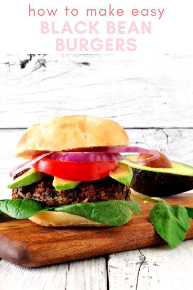 Watch: This Veggie Burger Recipe Is Easy And