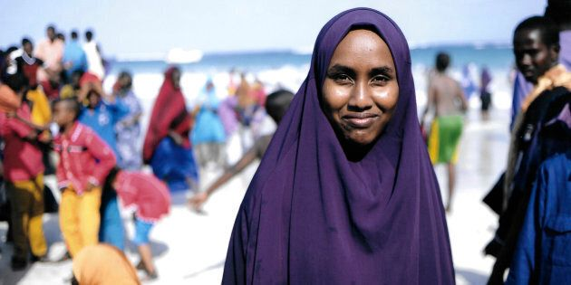 Due to decades of conflict and famine, many Somali women are living as the heads of their households...