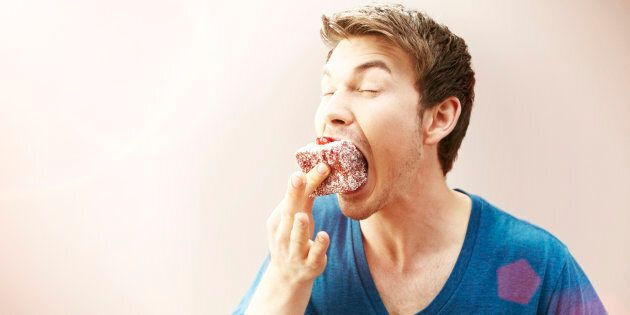 Stress eating can make stress levels even
