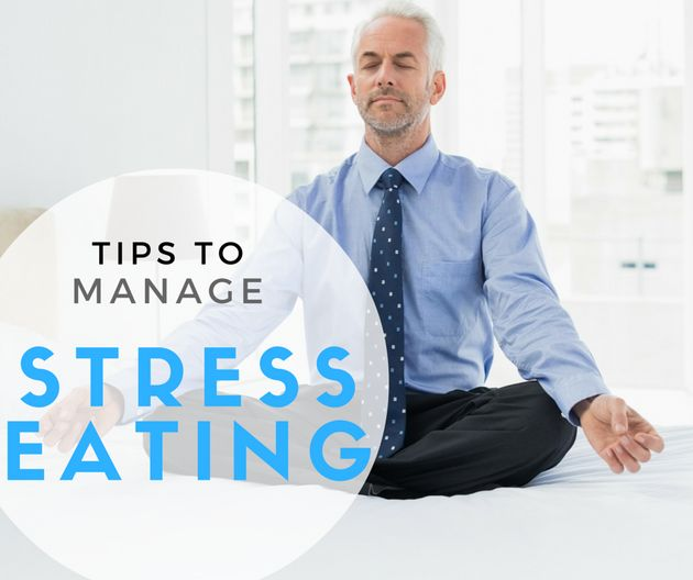 Do You Stress Eat? Here's What You Can Do About