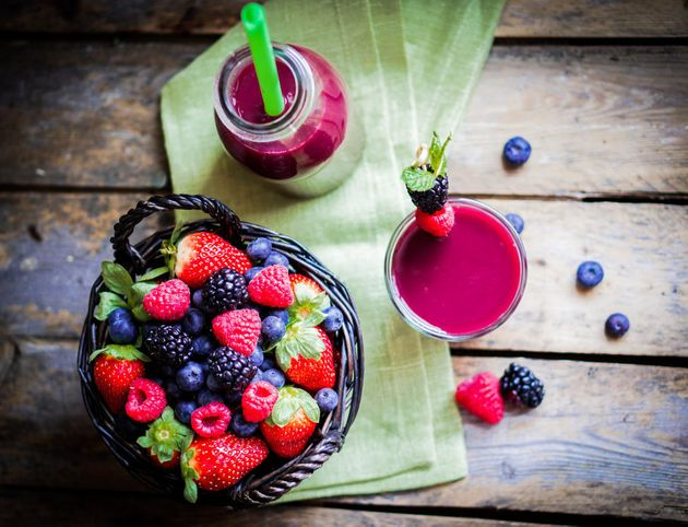 Increase your intake of fruit and veggies to help boost your immune