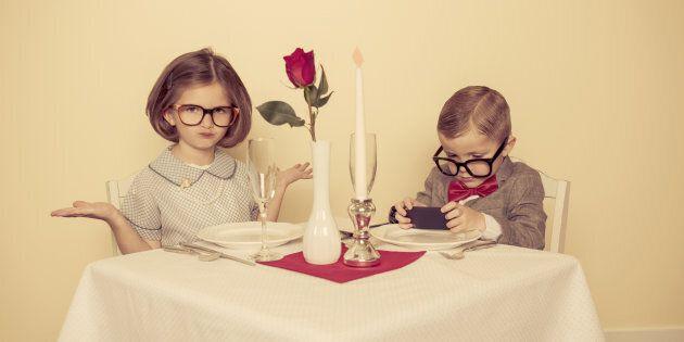 dating snobbery)