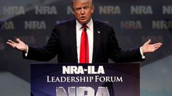 Even The NRA Doesn't Like Trump's Call For Guns In