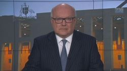 Attorney-General George Brandis Says He Wasn't Aware Of Questions Over Bob Day Two Years