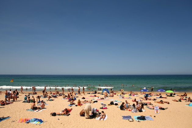 Sydney and Melbourne have been warned that 50 degree days could soon become a