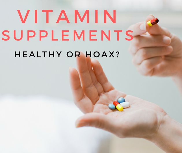 Vitamin Supplements: Healthy Or A Waste Of
