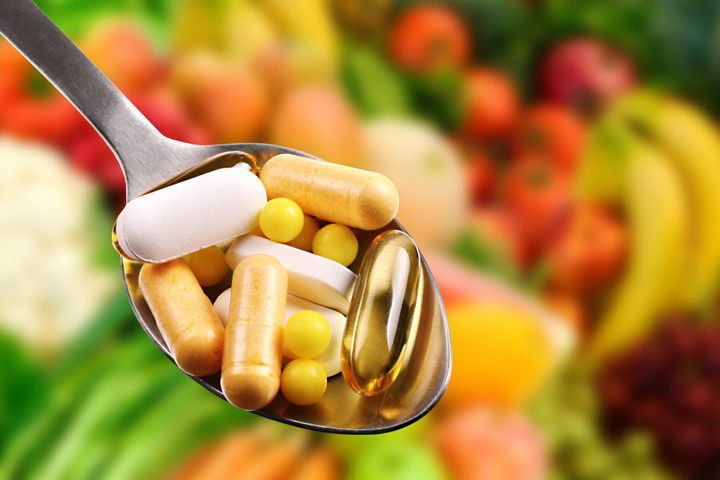 Vitamin supplements don't replace whole foods.