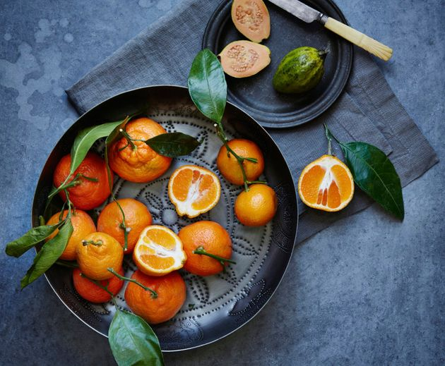 An orange a day keeps the doctor