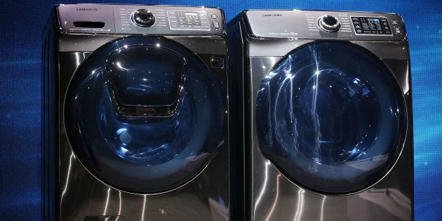 Samsung Washer-Dryer Shamed In 2017 Choice 'Shonky Awards