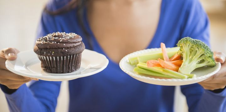 Over eaters may aim to nullify a binge by restricting calories at a later time.