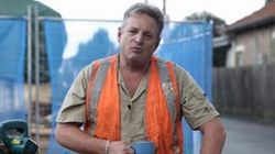 'Fake Tradie' From Liberal Ad Is Actually A Sydney
