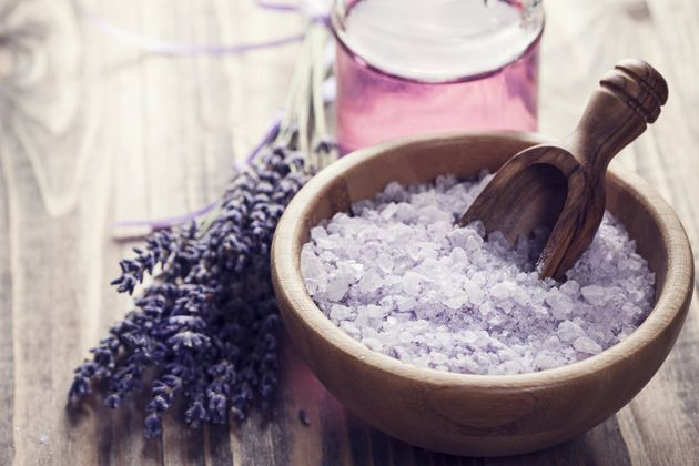 Lavender is known for its calming, restorative