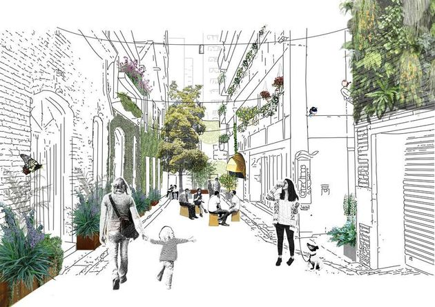 Melbourne's Laneways Are Going