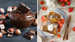 Watch: How To Make Chocolate-Stuffed French