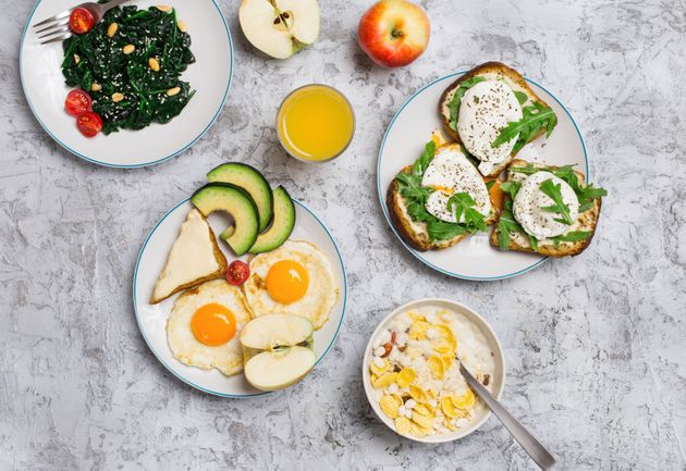 Have fun and rotate your breakfasts to keep things