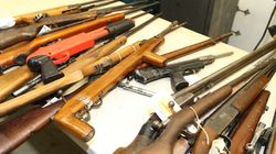 One-Fifth Of Australia's Illegal Guns Have Been Taken Off The Streets In Just Three