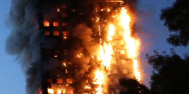 Government Won't Ban Flammable Cladding Which Triggered Grenfell Tower