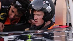 Newbie ANU Solar Car Team The Underdogs In World's Biggest Solar Car