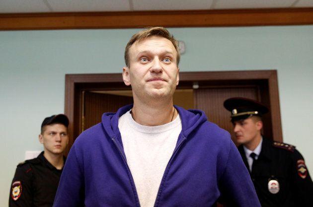 Russian opposition leader, Alexei