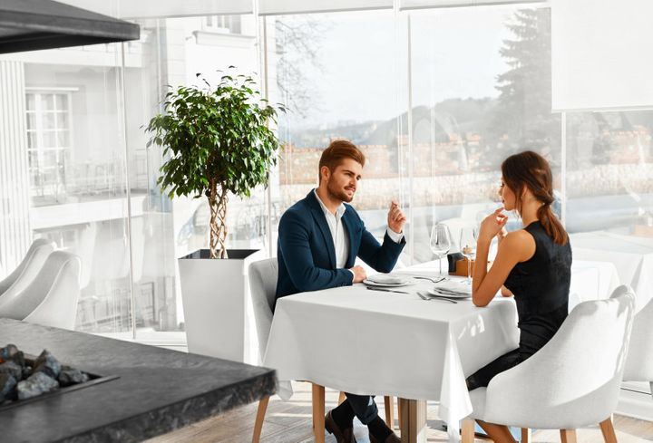 A set menu and stiff environment may not suit everyone.