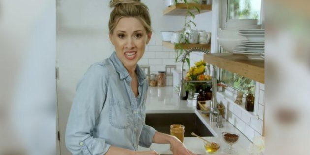 Food blogger Bev Cooks offers her take on peanut butter sandwiches in a Food Network