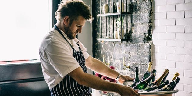 Chef Curtis Stone believes many of us are getting rather paranoid when it comes to food.