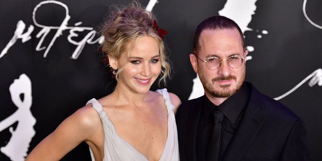 There is a 21 year age difference between Jennifer Lawrence and partner Darren Aronofsky.