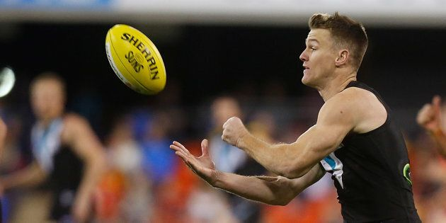 Robbie Gray has undergone surgery to remove a