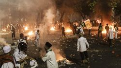 Indonesia: Thousands Rally In Violent Anti-Blasphemy Protest In
