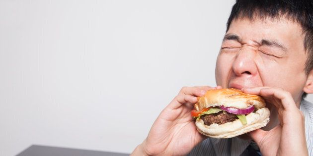 A new study found that not getting enough shuteye may causeus to eat nearly 400 calories more the following day.