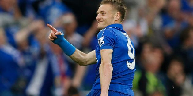The Vardy Party will stay at King Power Stadium until