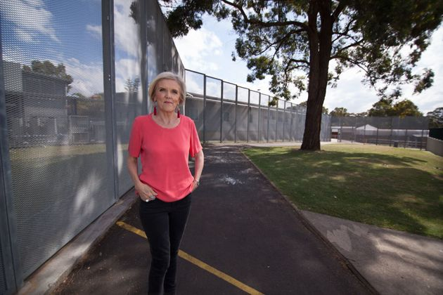 Jenny Brockie and an all-female production team have been given rare access to maximum security