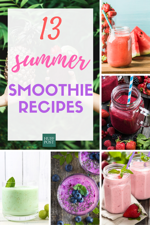 Every Delicious Smoothie Recipe You Could Possibly