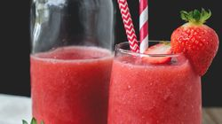 Watch: How To Make Delicious Wine Slushies For