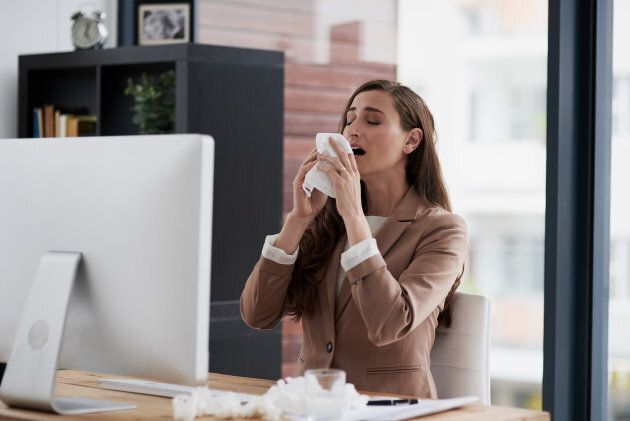 A strong pelvic floor can prevent leaking when you cough or