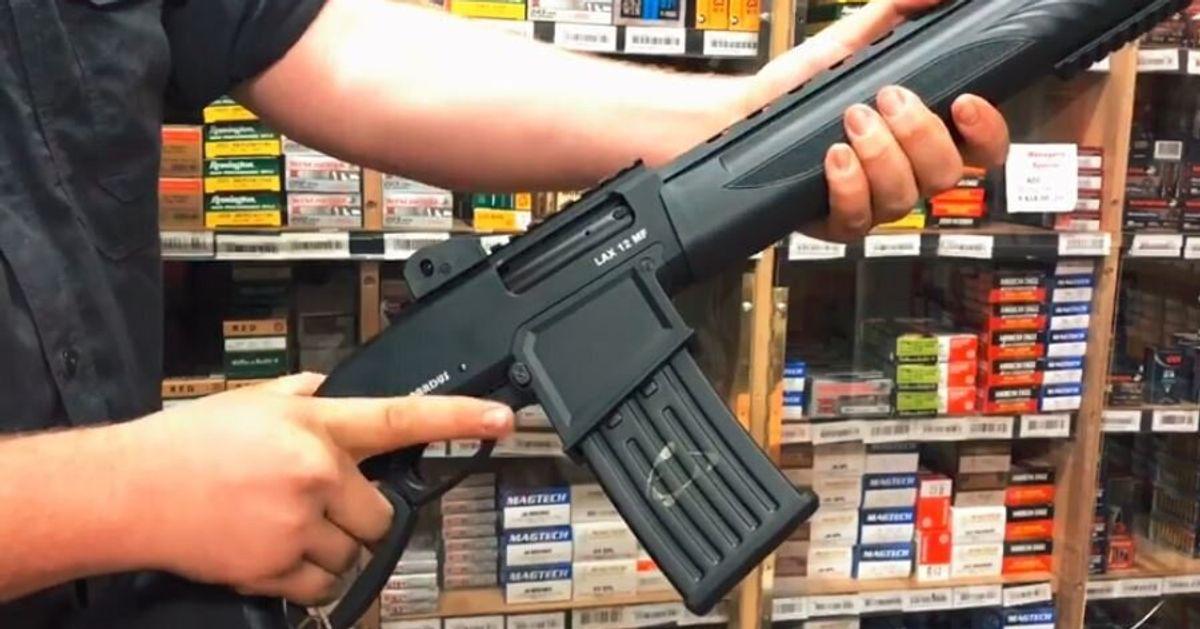 Controversial New Shotgun 'More Dangerous' Than The Adler, Opponents