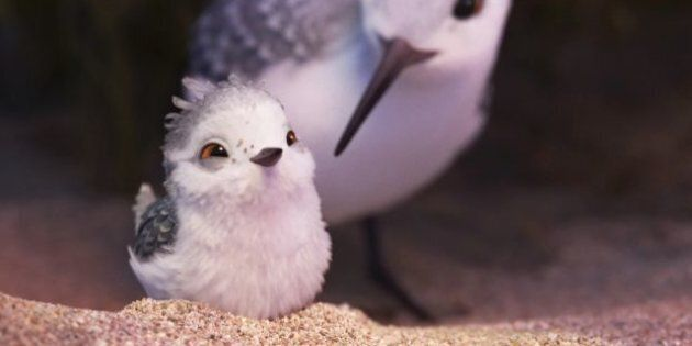 Check Out Pixar's Super Cute Short Film