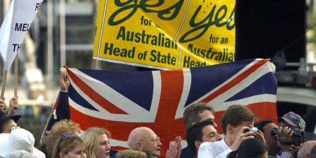 Australian republicans' hopes were dashed in 1999 but they haven't given up on the